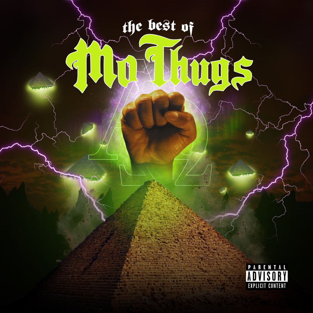 Best of Mo Thugs Volume 1 & 2 CD Set - LayzieGear.com
