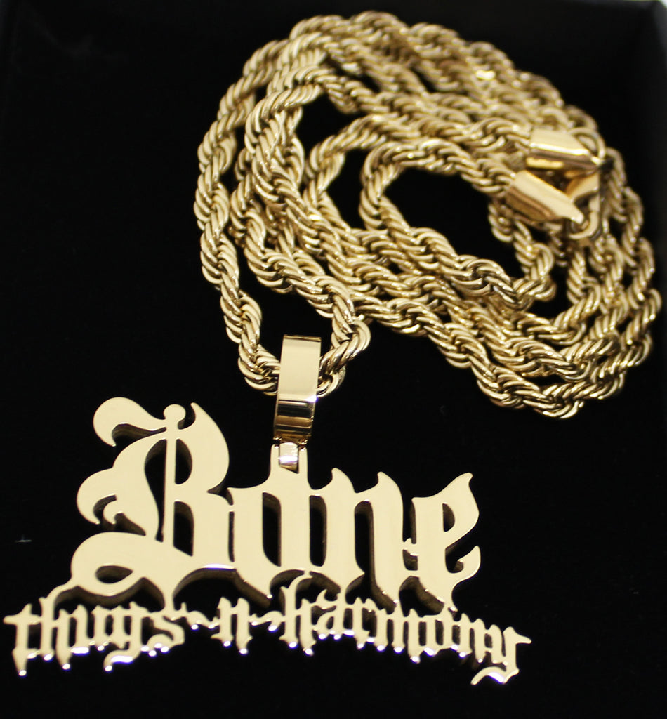 Bone Thugs n Harmony Medium Pendant Chain Set
