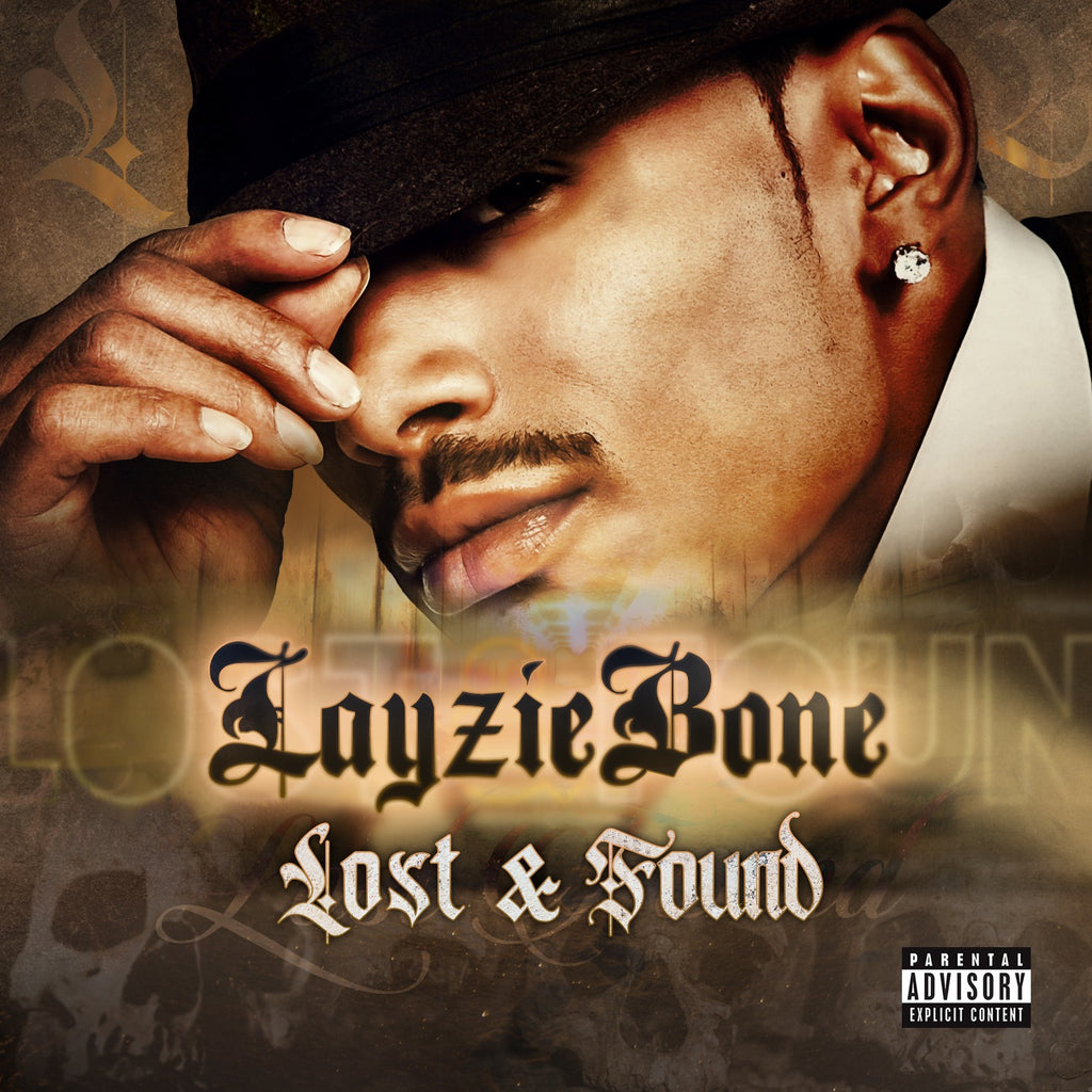 Layzie Bone - Lost & Found CD