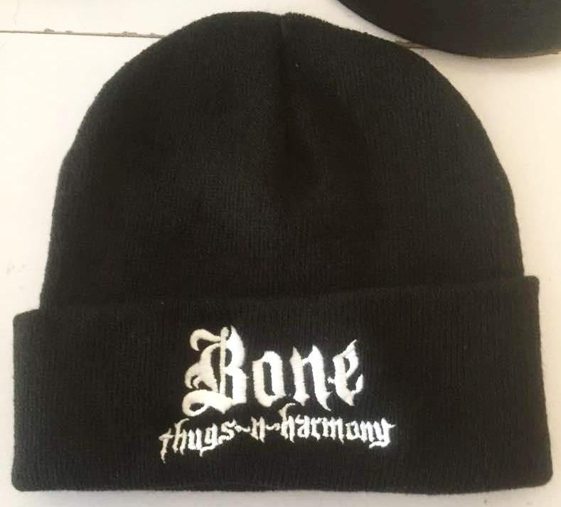 bone thugs n harmony beanie authentic official
