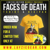 faces of death cd and t shirt bone thugs n harmony