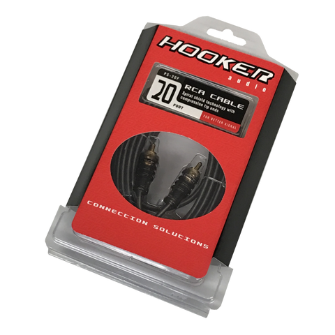 Hooker Audio PS Series 3 Foot RCA