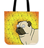 Pug Lovers Tote Bag