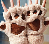 Adorable Paw Gloves
