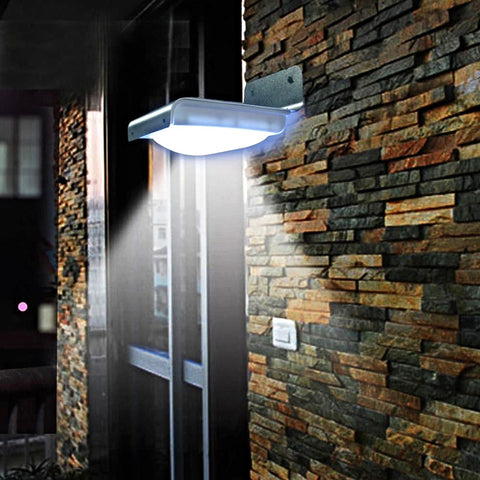 16 Waterproof  Solar Security Led