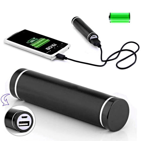 Pocket-sized USB Battery Charger for Mobile Phones and Gadgets
