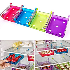 Innovative Pull-Out Rack