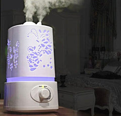 Multifunctional Ultrasonic Aroma Humidifier (55% OFF Limited Time Special!)