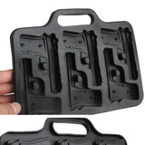 Cool Pistol Designed Party Ice Tray