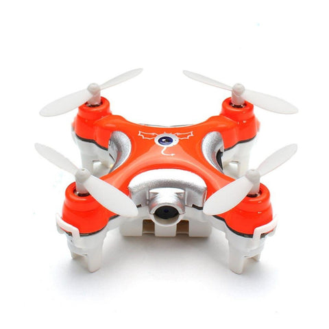 Mini Quadcopter Drone With Camera (65% OFF New Year Promo!)