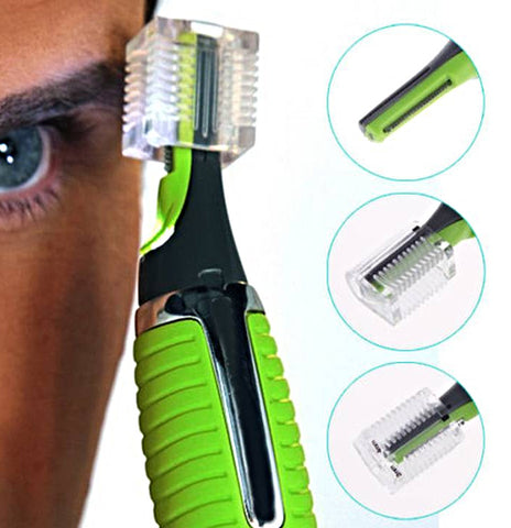 Light-Weight Multifunction Razor