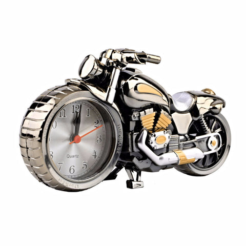 Mean Looking Bike Alarm Clock