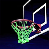 Glow Green Basketball Net