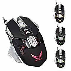 High-End Optical Programmable Gaming Mouse