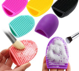 Cosmetic Brush Wipe Cleaner