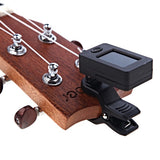 Rotatable Clip-On Guitar Tuner