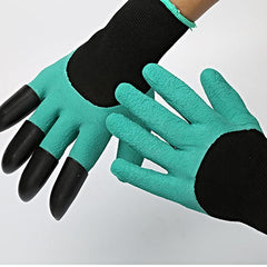 Durable Protective Rubber Gloves