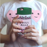 Cute Statement Silicone Phone Cover