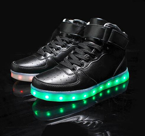 Funky Light Up LED Shoes