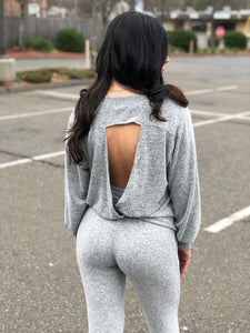 'Only the best' jogger set
