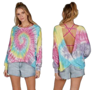 'Kaleidoscope' top