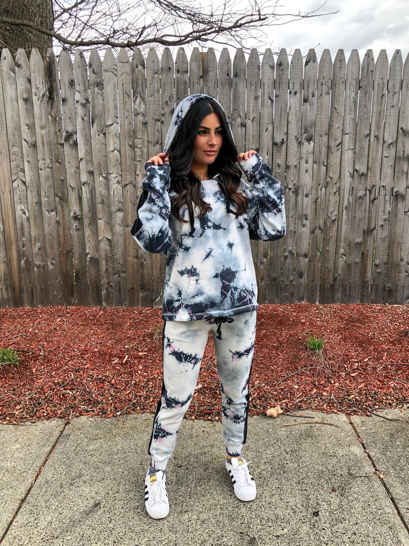 'Get it started' jogger set