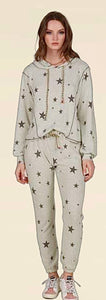 'Seeing stars' jogger set