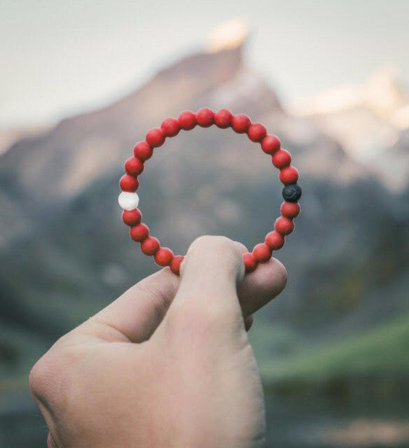 'RED' Lokai Bracelet