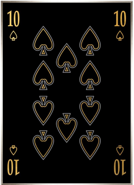 Playing Card I