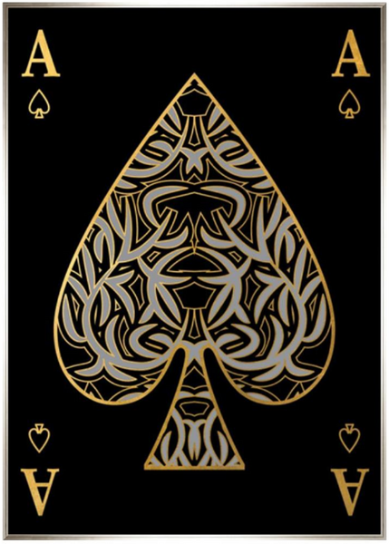 Playing Card V