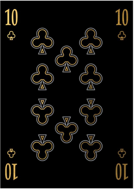 Playing Card VII