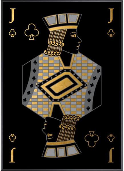 Playing Card VIII