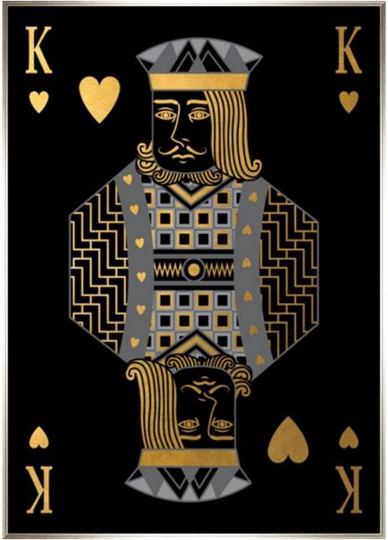 Playing Card XV