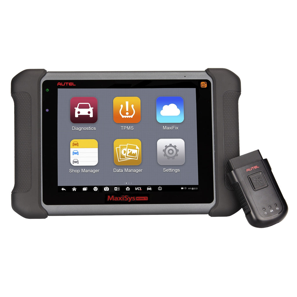 Autel MaxiSys 906TS Automotive Diagnostic Scan Tool + Integrated TPMS