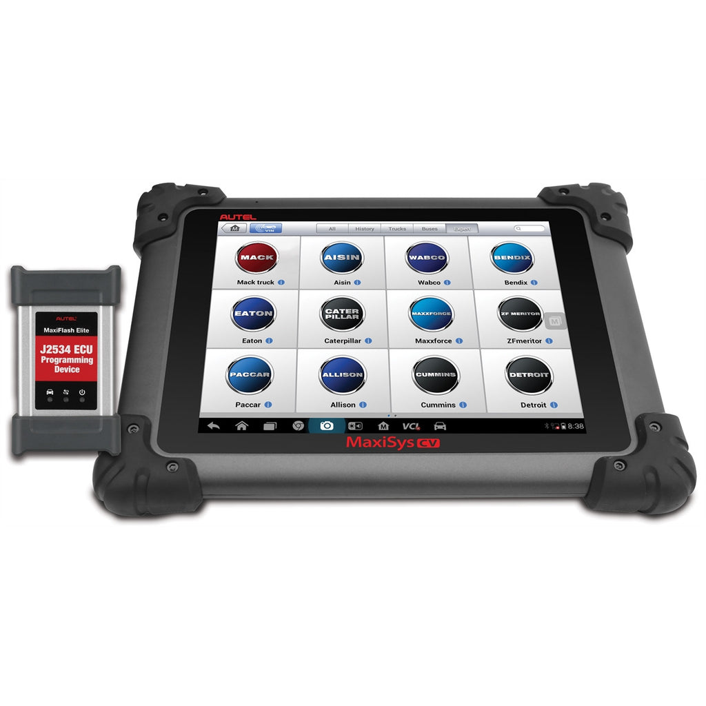 Autel Commercial Vehicle & Diesel Truck Scan Tool