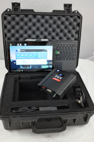 TEXA TXT Marine Diagnostic Scanner | Dealer Level Capability | Surface Pro 4