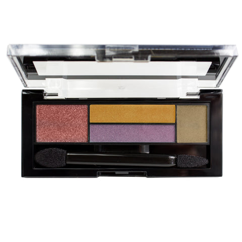 Cover Girl Full Spectrum So Saturated Eye Shadow Quad