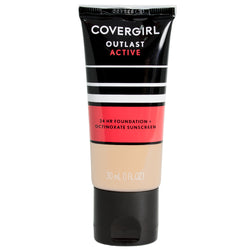 Cover Girl Outlast Active 24 Hr Foundation SPF20