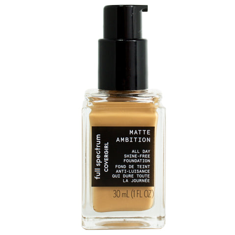 Cover Girl Matte Ambition All Day Shine-Free Foundation