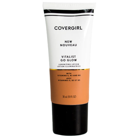 Cover Girl Vitalist Go Glow Luminizing Lotion