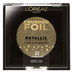 Loreal Infallible Crushed Foils Metallic Eye Shadow