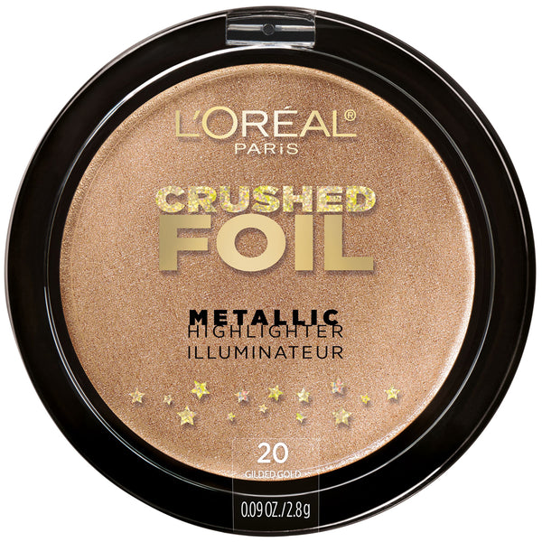 Loreal Crushed Foil Metallic Highlighter