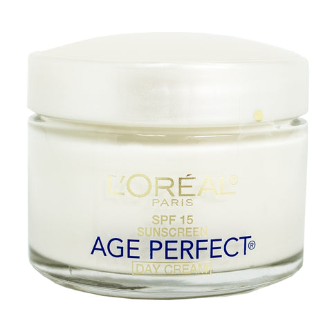 Loreal Age Perfect Anti-Sagging Hydrating Day Cream, SPF 15, 2.5 oz.