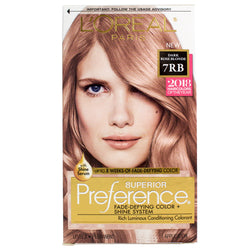 Loreal Superior Preference Fade Defying Color + Shine System