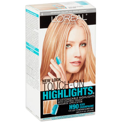 Loreal Touch on Highlights - H90 Iced Champagne