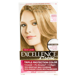 Loreal Excellence Triple Protection Color Creme Haircolor