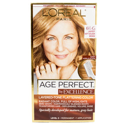 Loreal Excellence Age Perfect Layered-Tone Flattering Color Haircolor