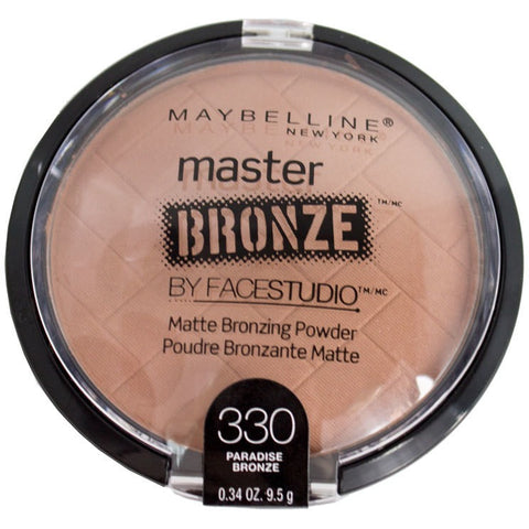 Maybelline Face Studio Master Bronze Matte Bronzing Powder
