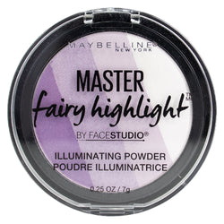 Maybelline Face Studio Master Fairy Highlight Illuminating Purple Powder