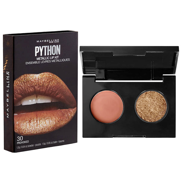 Maybelline Python Metallic Lip Kit